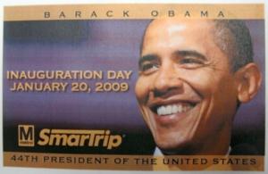 Smarttrip Travel Card Barack Hussein Obama